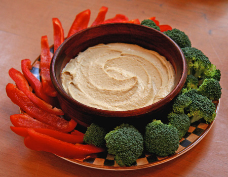 Make Your Own Hummus