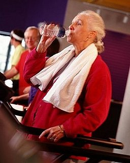 100-Year-Old Woman Celebrates Birthday on Treadmill