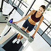 Treadmill Walking and Running Uphill Workout