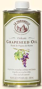 What Is the Deal With: Grapeseed Oil