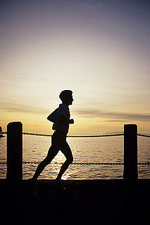 Outdoor Running Boosts Endorphins