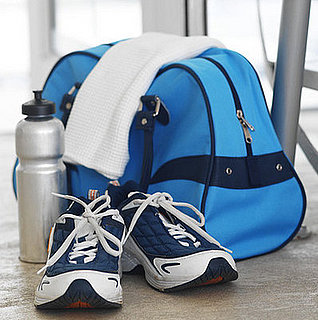 Speak Up: What's in Your Gym Bag?