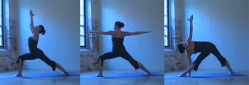 Warrior Triangle Sequence