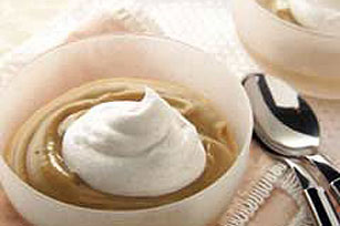 Healthy Recipe: Cappuccino Dessert