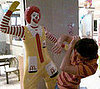Ronald McDonald Is a Badass
