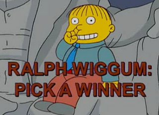 The Simpsons: Ralph Wiggum for President