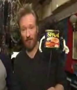 Conan O'Brien Tours His Prop Room
