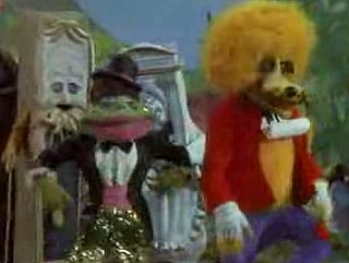 """The Moonwalk"" on H.R. Pufnstuf"
