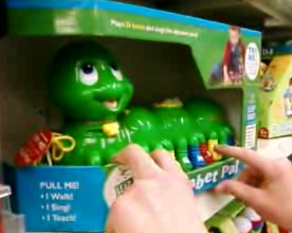 The Leapfrog Alphabet Pal Teaches Kids to Cuss