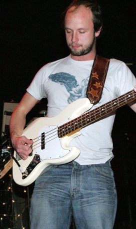 Rest In Peace, Rogue Wave Bassist Evan Farrell