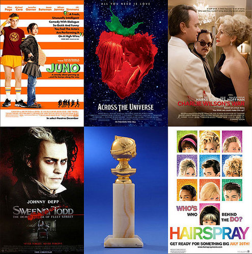 Which Movie Should Win the Golden Globe for Best Comedy/Musical?