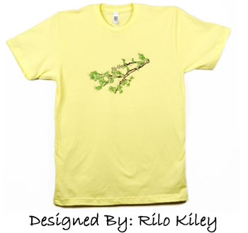 Rilo Kiley Charity T-Shirt