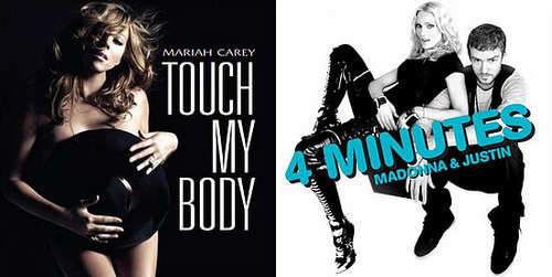 Madonna, Mariah Surpass Elvis on Billboard Charts