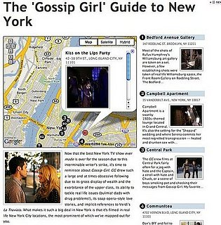 Geek Tip: Gridskipper's Gossip Girl Guide to New York