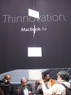 Apple's MacBook Air Commercial