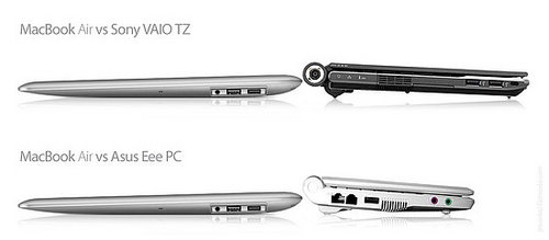 Daily Tech: How Does the MacBook Air Fare Beside Other Slim Laptops?