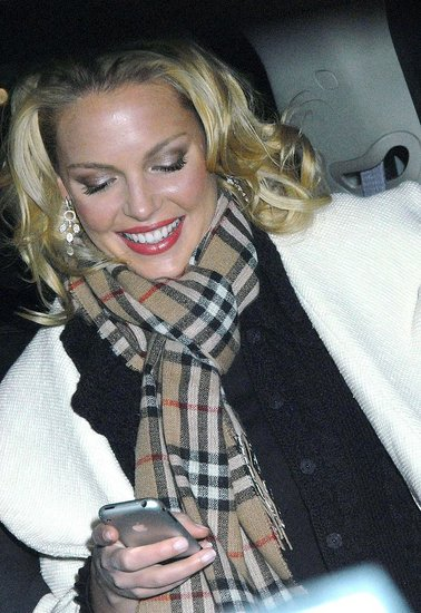 Katherine Heigl's Addictions