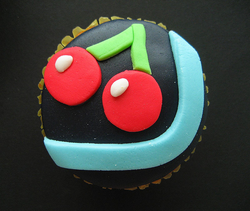 pacman cupcakes 4