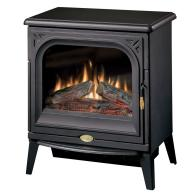 Electralog Compact Electric Stove Is an Electronic Fireplace Alternative