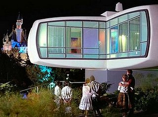 Daily Tech: The House of the Future Returns to Disneyland