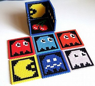 Pacman Coasters: Love It or Leave It?