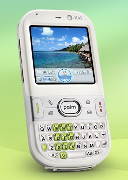 Log In to Win a White Palm Centro Smartphone on Geeksugar!