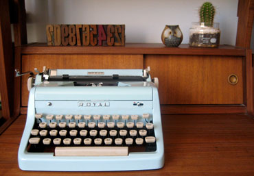 Vintage Typewriters