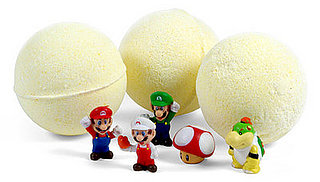 Super Mario Brothers Bath Bombs: Totally Geeky or Geek Chic?