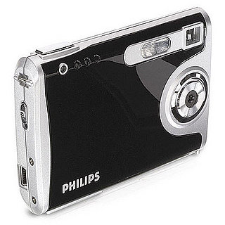 Philips Super Sexy Retro-Styled Camera