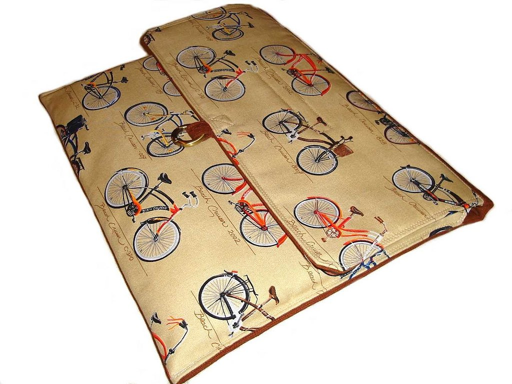 Vintage Bicycle Sleeve