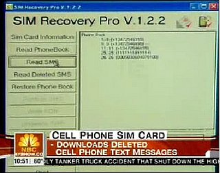 Sim Card Spy Lets You Read Deleted Text Messages