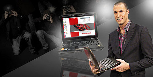 Nigel Barker From ANTM Dishes on His Favorite Laptops