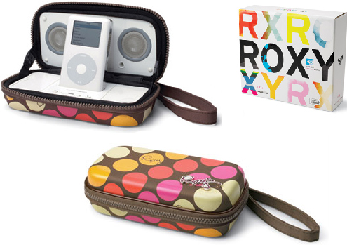 Roxy Portable Speakers