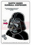 Darth Vader Gumball Dispenser