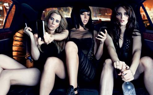 Vanity Fair's Hot Geeks