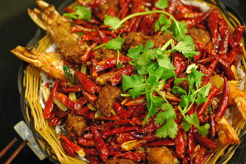 Would You Eat This Spicy Dish?