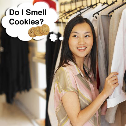 Researcher Determines That the Smell of Cookies Make People Shop More