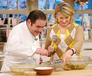 Emeril Lagasse to Join Martha Stewart Living Omnimedia