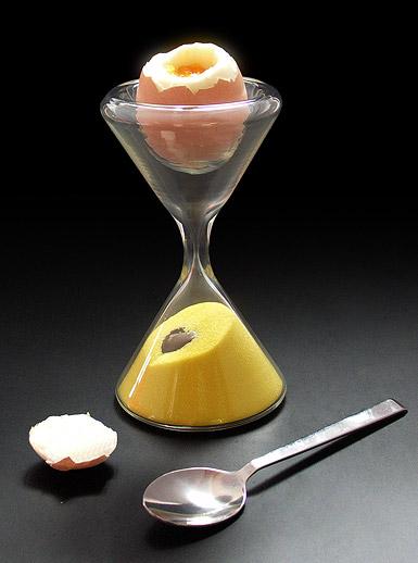 Egg Timer Cup