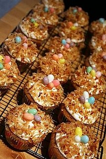 Cupcake of the Week: Easter Nests
