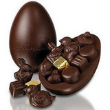 Dark Chocolate Filled Egg
