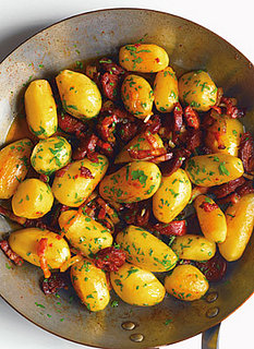 1080 Side: Potatoes with Bacon and Chorizo