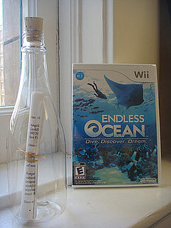 Endless Ocean Review on Geeksugar