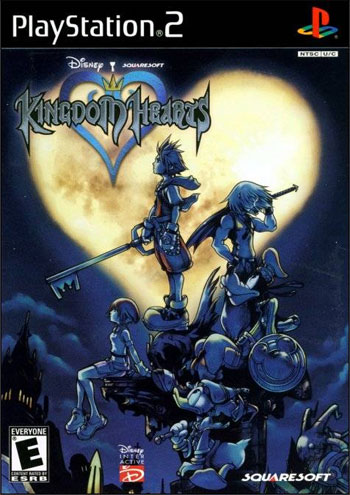 Kingdom Hearts: PS2