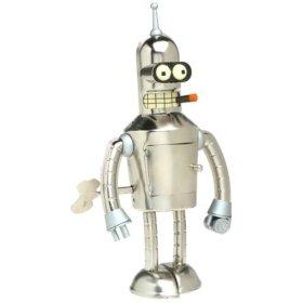 Bender Wind Up Robot