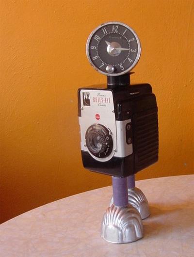 Buster Camera Bot