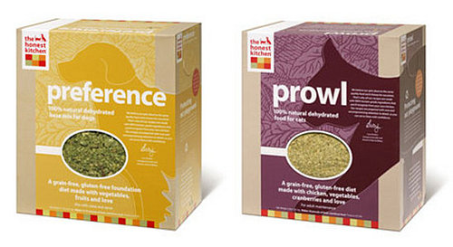 Honest Kitchen's Dehydrated Pet Food