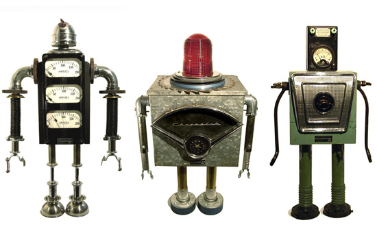 Bennett Robot Works Sculptures