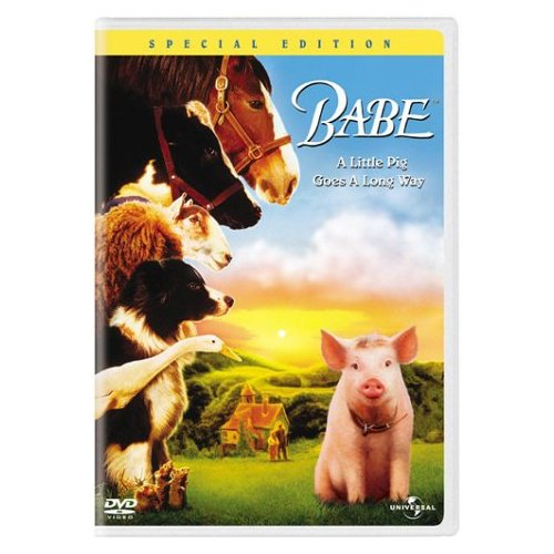 My 10 Fave Movies... Starring Animals!