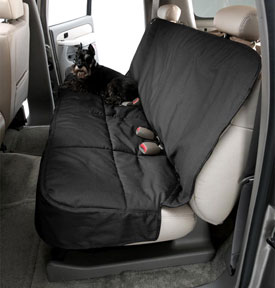 Canine Cover Keeps Your Nice Interior Nice
